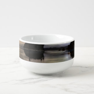Ruby Beach Sunset | Olympic NP Soup Mug
