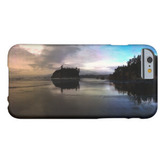 Ruby Beach Sunset Reflection Barely There iPhone 6 Case