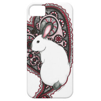 Ruby bunny cell phone cover iPhone 5 case