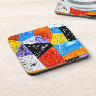 """""""Ruby"""" Coasters For Favorite Beverages"""