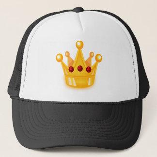 Ruby Crown Trucker Hat