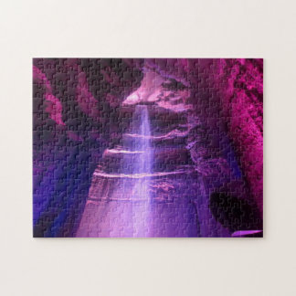 Ruby Falls Tennessee. Jigsaw Puzzle