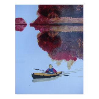 Ruby Galleries Postcard