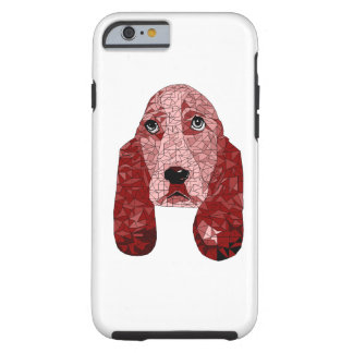 Ruby in Red Tough iPhone 6 Case