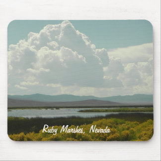Ruby Marshes, Nevada Mouse Pad