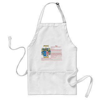 Ruby (meaning) standard apron