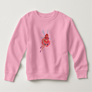 Ruby Official Dress Toddler Fleece Sweatshirt