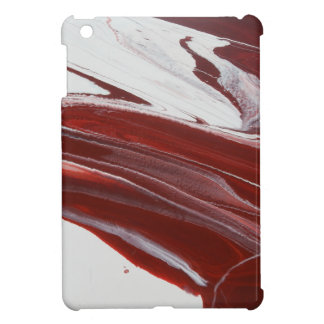 Ruby Pillars Case For The iPad Mini