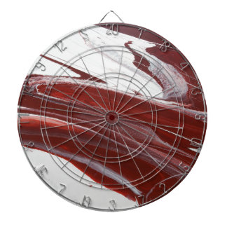 Ruby Pillars Dartboards