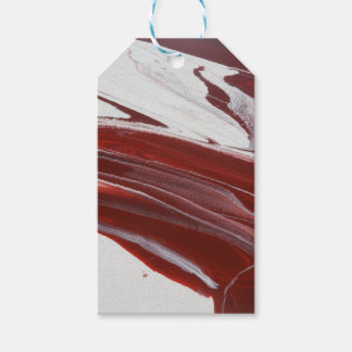 Ruby Pillars Pack Of Gift Tags