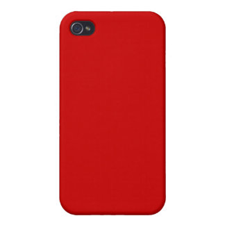 Ruby Red iPhone 4 Case