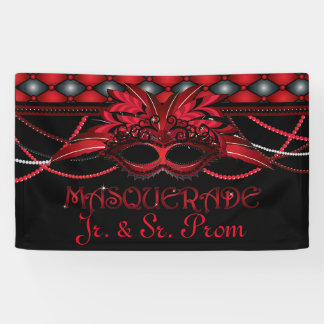 Ruby Red, Masquerade Party Banner
