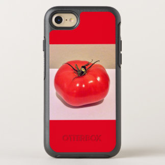 Ruby Red Tomato Magnificence OtterBox Symmetry iPhone 8/7 Case