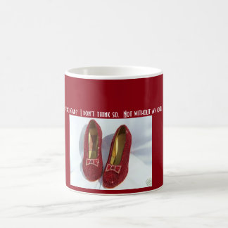 Ruby Slipper Mug