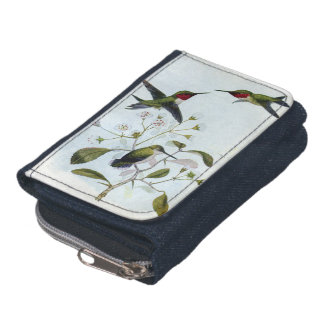 Ruby-throated Hummingbirds Wallet