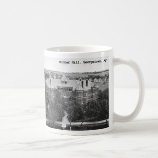 Rucker Hall Georgetown College Coffee Mug