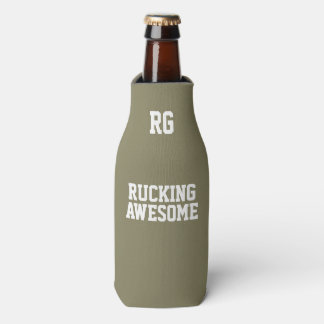 Rucking Awesome Bottle Cooler