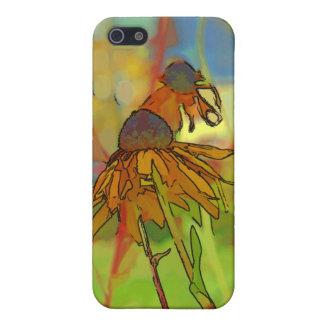 Rudbeckia Bloom iPhone 5 Covers