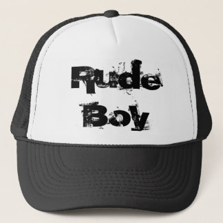 Rude Boy II Trucker Hat