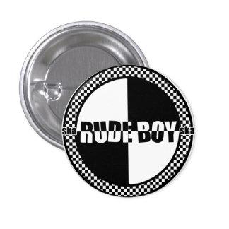 Rude Boy Pin