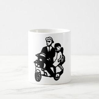Rude Boy Scooter mug