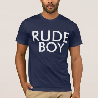 RUDE, BOY T-Shirt