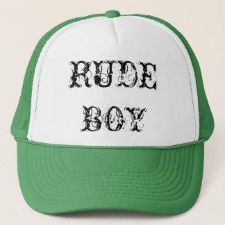 RUDE BOY TRUCKER HAT