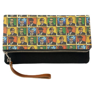 Rude Boy USA Clutch
