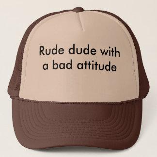 Rude Dude hat
