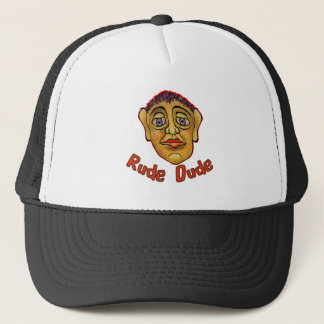 Rude Dude Trucker Hat