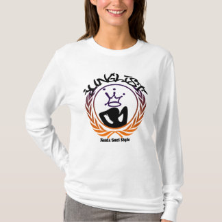 Rude Gurl Style Long Sleeve T-Shirt
