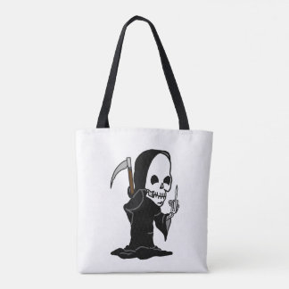 Rude Reaper Tote Bag