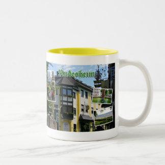 Rudesheim mugs