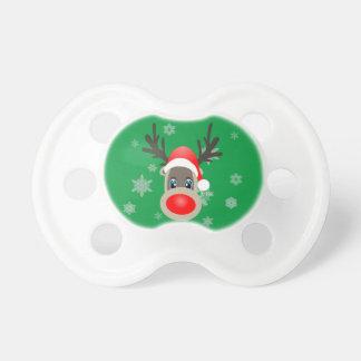 Rudolf - Christmas reindeer Pacifier