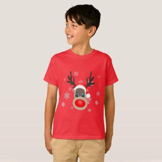 Rudolf - Christmas reindeer T-Shirt