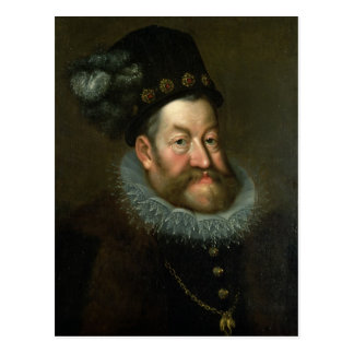 Rudolf II , 1600-3 Postcard