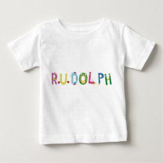 Rudolph Baby T-Shirt