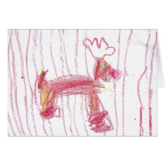 Rudolph Card