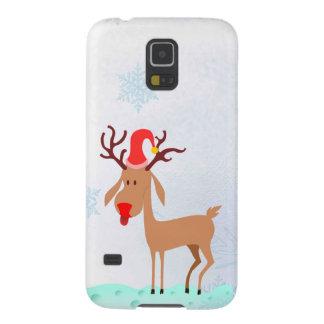 Rudolph Galaxy S5 Case