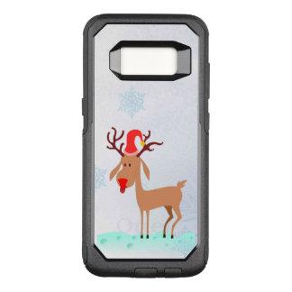 Rudolph OtterBox Commuter Samsung Galaxy S8 Case