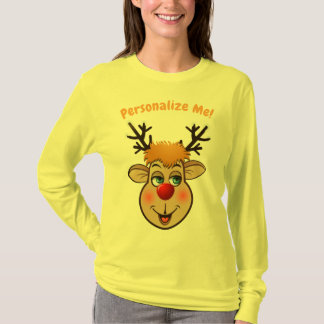 Rudolph - Santa's Red-Nosed Reindeer T-Shirt