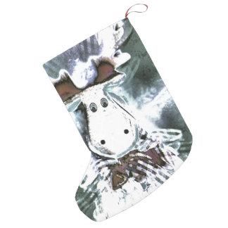 Rudolph Small Christmas Stocking