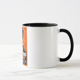 Rudolph Valentino Poster Mug