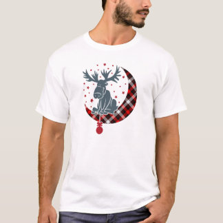 Rudolph Waiting For Christmas T-Shirt