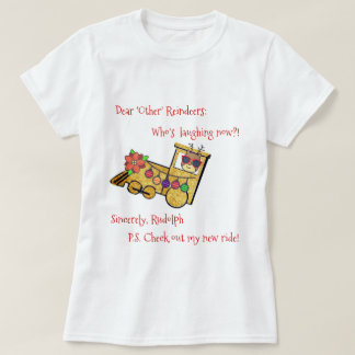 Rudolph's New Ride! T-Shirt