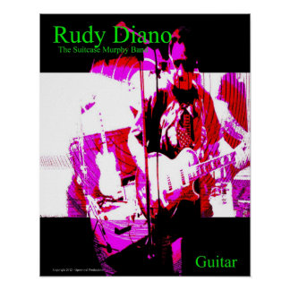 Rudy Diano Poster Posters