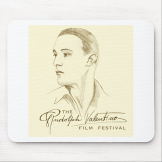 Rudy Fest Light Cards Mouse Pad