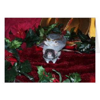 Rudyard Christmas Card