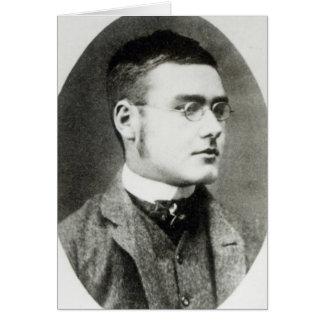 Rudyard Kipling Card