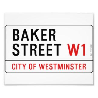 Rue de Baker Photographe